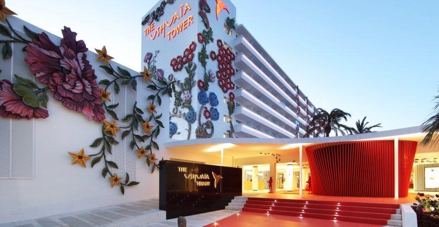 отель Ushuaia Ибица